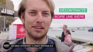 Playlist Activités et loisirs de Lorient Bretagne Sud Tourisme :