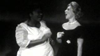 Dinah Shore and Mahalia Jackson - Come On Children, Let
