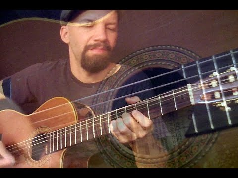 Old Man Neil Young Fingerstyle Acoustic Cover Youtube