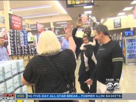 CBS2 Chicago - 15th Annual Food Checkout Day Presented by Cook County Farm Bureau