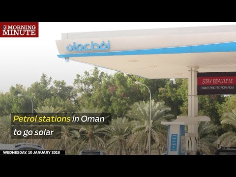 Petrol stations in Oman to go solar