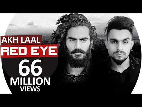 Red Eye | Akh Laal JS RANDHAWA ft. Laji Surapuria |  Latest Punjabi Song 2018