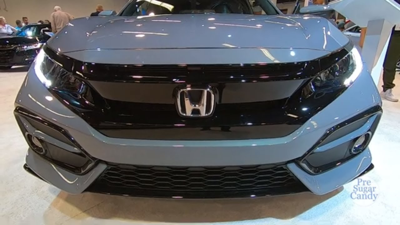 2020 honda civic hatchback exterior and interior walkaround 2019 auto show youtube 2020 honda civic hatchback exterior and interior walkaround 2019 auto show