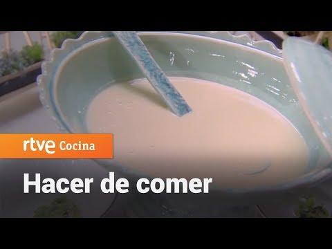 Cómo hacer Vichyssoise - Hacer de comer | RTVE Cocina
