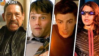 Elongated Man Joins & Danny Trejo The Flash Season 4 Episode 4