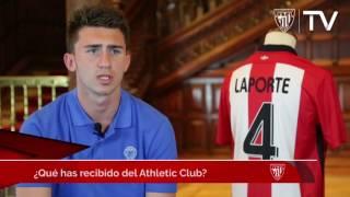 Entrevista a Laporte / Laporteri elkarrizketa