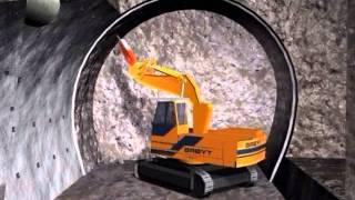 Proceso Constructivo de excavación de un túnel thumbnail