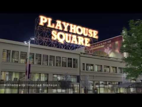 PlayhouseSquare, Cleveland, Ohio - New in 2014