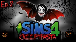 Learning to be a VAMPIRE!! | The Sims 4: Creepypasta Reboot - Ep. 2