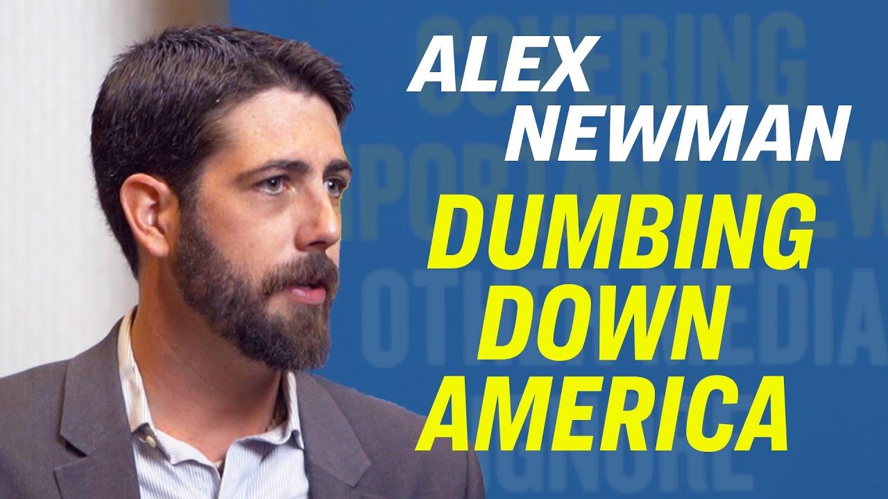 Epoch TImes The Progressive Agenda to Dumb Down America's Children—Alex Newman [Eagle Council Specia