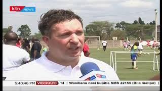 Robbie Fowler awasili nchini Kenya  Zilizala Viwanjani