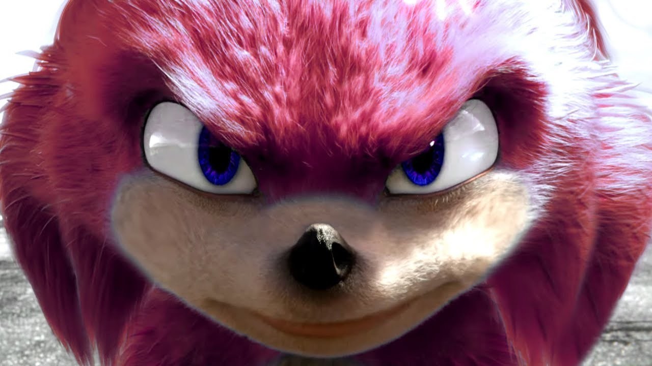 Sonic Movie Knuckles Reveal Youtube