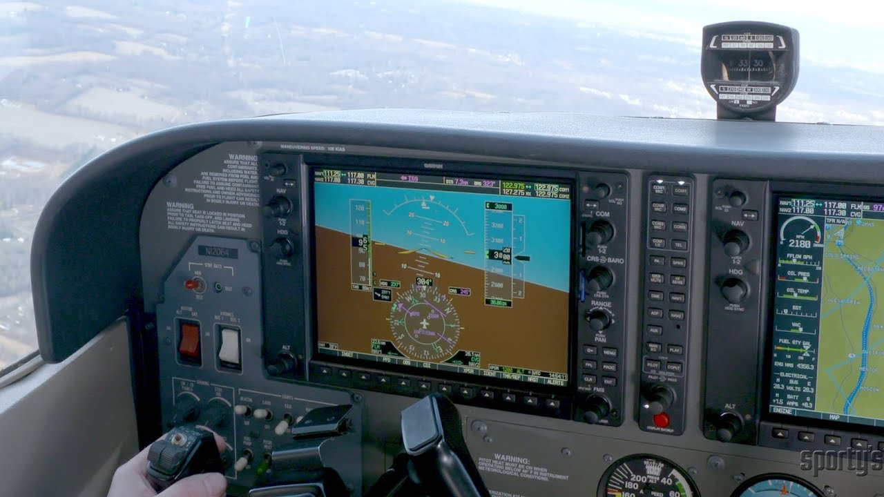 Garmin G1000 Checkout Course (Online, App and TV) - 2019 Edition