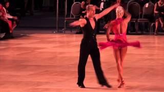 Riccardo Cocchi & Yulia Zagoruychenko Latin Show Dance - 2012 Ohio Star Ball