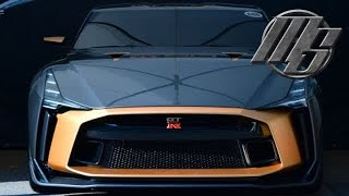 🔴 Nissan GT-R50 - Japanese performance and Italian craftsmanship | Best Car - Motorshow