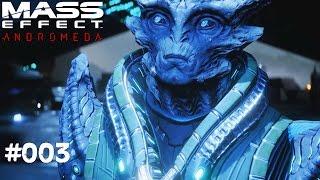 MASS EFFECT ANDROMEDA #003 -Ein tragischer Verlust - Let's Play Mass Effect Andromeda Deutsch/German