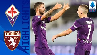 A second minute torino own goal and late patrick cutrone strike claimed the 3 points for fiorentina in mid-table clash | serie timthis is official ...