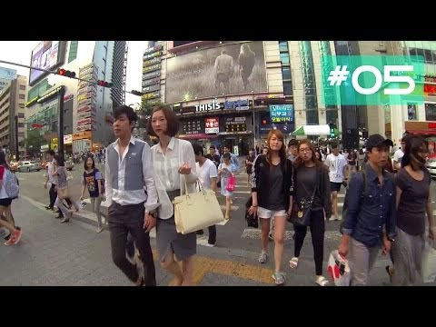Enquête Exclusive - En direct live de la Corée du Sud - Séoul Busan Jejudo
