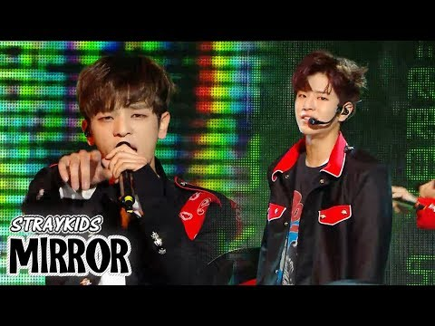 [HOT] Stray Kids - Mirror, 스트레이 키즈 - 미러 Show Music core 20180428
