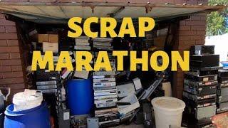 Scrap Marathon - Garage Clean Out
