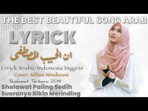 The Best Sad Arabic Song 👍 English Indonesia Subtitle Cover Alfina Nindiyani Innal Habibal Musthofa
