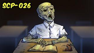 SCP-026 Оставшиеся После Уроков (Анимация SCP)