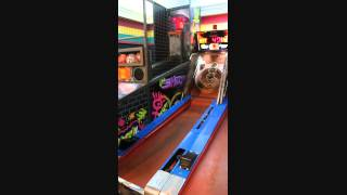 SKEEBALL LANE ALLEY ROLLER ARCADE GAME