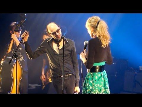 Arielle Dombasle & Nicolas Ker - My Love For Evermore Live @ La Cigale, Paris, 2015 HD