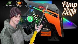 SORTEIO SETUP DE R$ 20.000,00 - MONTAGEM DO PC!! VEJA COMO FICOU!!