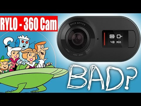 Rylo 360 - Best Video Camera Stabilization | Review Setup & Demo