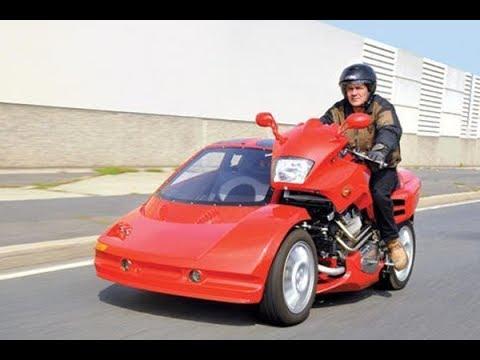 這輛辣眼睛的改裝車讓交警傻眼,這車該算摩托車還是汽車?