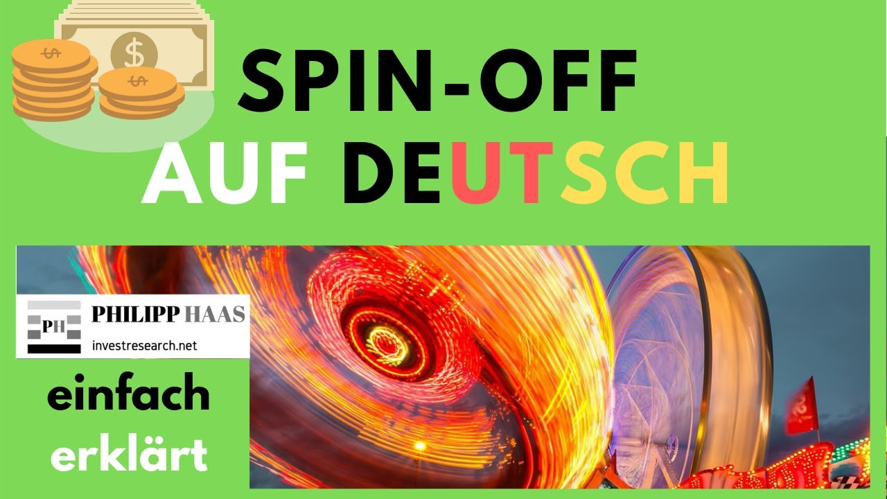 Spin Off Deutsch