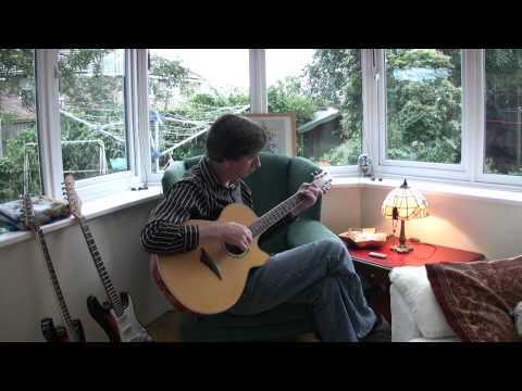 Killing Me Softly Acoustic Solo Guitar Version. By Stephen Peters