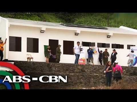 Military builds fishermen's shelter at Philippines' northernmost island | ANC