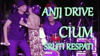 Bikin Baper..!!! Anji Drive Cium Sruti Respati. Dia - Live Konser. MP3