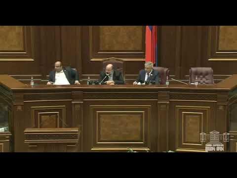 Գեղամասար համայնքի ղեկավարի ելույթը ՀՀ ԱԺ ամբիոնից