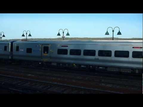 Amtrak Maple Leaf,  Adirondack, Ethan Allen, Lake Shore Limited  w/ Viewliner Diner