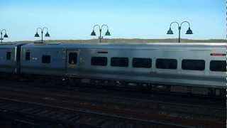 Amtrak Maple Leaf,  Adirondack, Ethan Allen, Lake Shore Limited  w/ Viewliner Diner