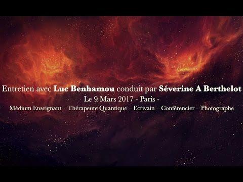 Entretien avec Luc Benhamou conduit par Severine A Berthelot