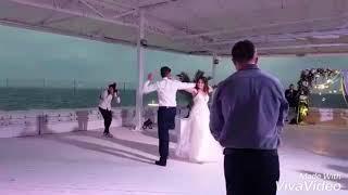 Восхитительный первый танец молодоженов! Постановка танца (детали о хореографе уточняйте лично)