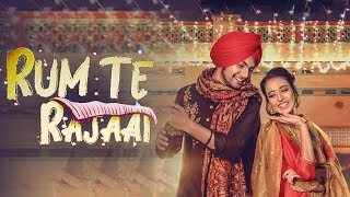 Rum Te Rajaai | Amar Sehmbi | New Punjabi Song | Latest Punjabi Song 2018 | Punjabi Songs | Gabruu