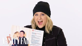 Meghan Trainor Explains Her Instagram Photos | Vanity Fair