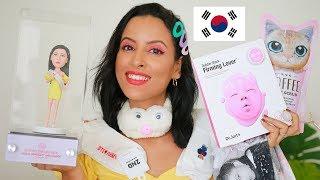 مشترياتي الغريبة من كوريا | اعلان مهم جدا !