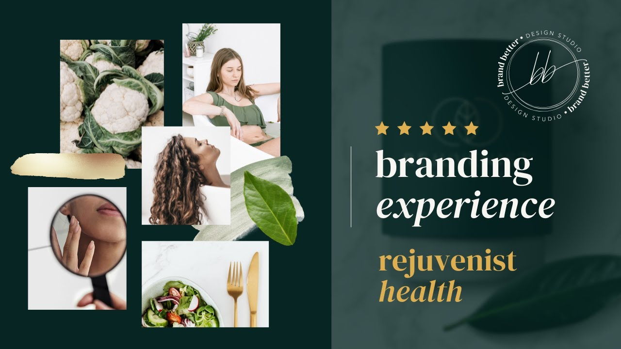 Liana Rodriguez's Branding Experience - Rejuvenist Health by Brand Better