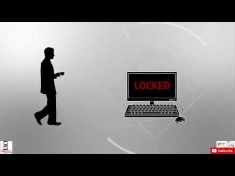 [Hindi - हिन्दी] Gate Keeper Security Device Lock-Unlock your laptop/desktop.