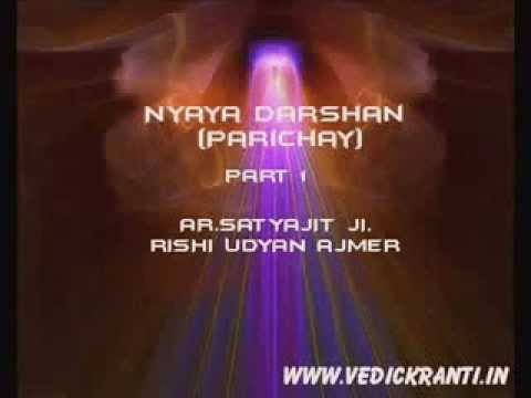 Nyaya darshana part 1