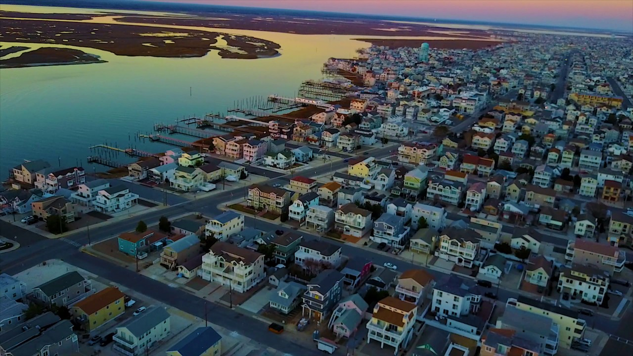 Dji Mavic Pro Sea Isle City Nj