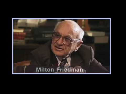 Milton Friedman - FDA Vs The Free Market