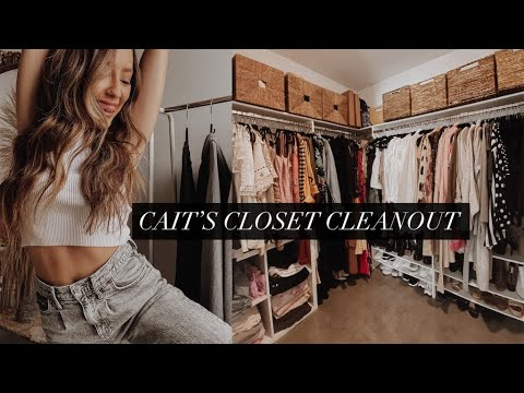cait's-closet-cleanout- -organize-with-me!-#goodtobeahome