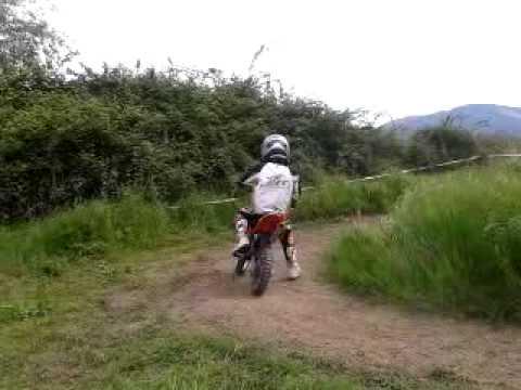 motocross da piccoli